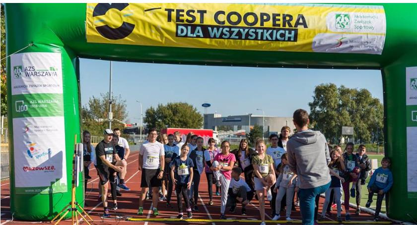 biegi, Coopera Targówku - zdjęcie, fotografia