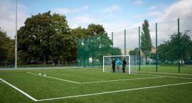 Nowoczesne boiska sportowe na Targówku
